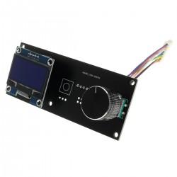 Module Sélecteur de Source / Contrôle de Volume avec Afficheur pour I-Sabre ES9038Q2M