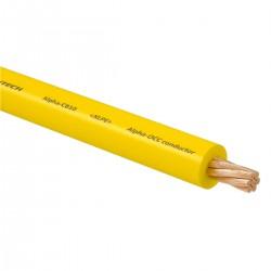 FURUTECH ALPHA-CB10 Power Cable OCC Copper Alpha Treatment 6.23mm²
