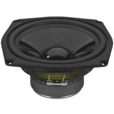 MONACOR SPM-165/8 Haut-parleur de grave-médium 150W 8Ω