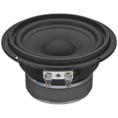 MONACOR SPM-116/8 Speaker Driver Full Range Paper 40W 8 Ohm 87dB 75Hz - 18kHz Ø 11.5cm