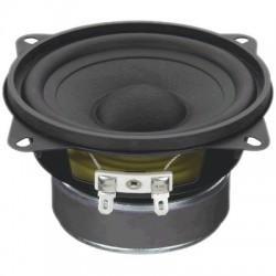 MONACOR SPM-100/8 Speaker Driver Full Range Paper 40W 8 Ohm 86dB 75Hz - 18kHz Ø10.2cm