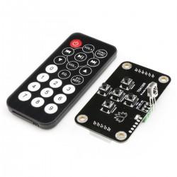 TINYSINE TSA1200 Control Board and IR Remote Control for TinySine TSA Amplifier