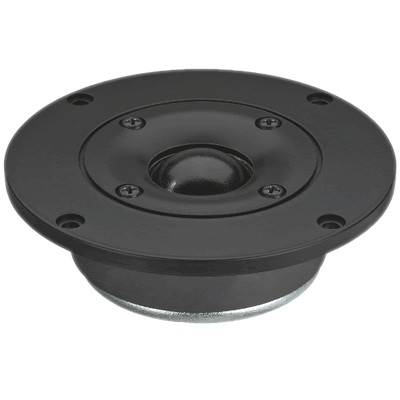 MONACOR DTM-104/8 Speaker Driver Dome Tweeter 45W 8 Ohm 92dB 1200Hz - 19kHz Ø 2.5cm