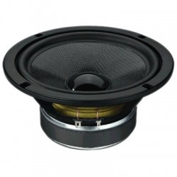 Monacor SP-6 / 108PRO Speaker Driver Midbass 100W 8 Ohm 92dB 44Hz - 4500Hz Ø 16.5cm