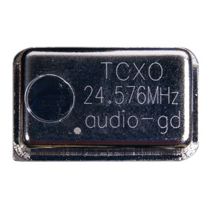 Audio-GD TCXO Ultra Low Jitter clock 24.576MHz
