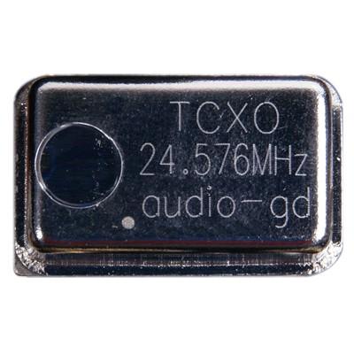 AUDIO-GD TCXO Clock Ultra Low Jitter clock 24.576MHz