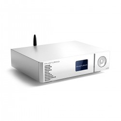 GUSTARD DAC-A18 DAC Symétrique AK4499 Accuslicon XMOS Bluetooth 5.0 32bit 768kHz DSD512