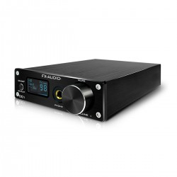 FX-AUDIO D01 DAC Amplificateur Casque Bluetooth 5.0 ES9038Q2M TPA6120A2 XMOS CSR8675 32bit 768kHz DSD512