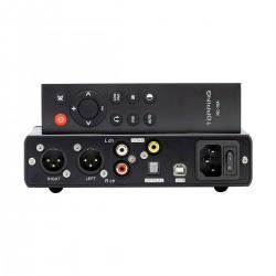 TOPPING D30 PRO DAC Symétrique 4x CS43198 32bit 768kHz DSD256 Noir