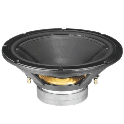 MONACOR SPH-380TC Hi-Fi bass speaker 38cm 2x400W 2x4Ω