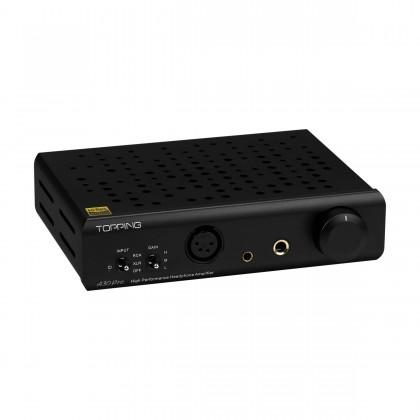 TOPPING A30 PRO Amplificateur Casque Symétrique Noir