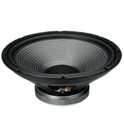 MONACOR SPH-390TC Speaker Driver Woofer 2x150W 2x8 Ohm 96dB 23Hz - 1500Hz Ø 39cm