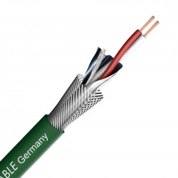 SOMMERCABLE ALBEDO Câble de Modulation Symétrique 2x0,2mm² Ø5.2mm