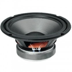 MONACOR SPH-250TC Speaker Driver Woofer 2x60W 2x8 Ohm 91dB Ø 25cm