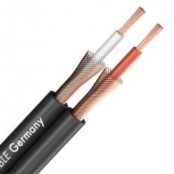 SOMMERCABLE ONYX 2025 MKII Câble de Modulation Asymétrique 2 x Ø4.1mm