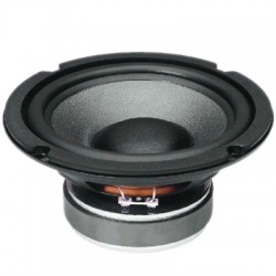 MONACOR SPH-200TC Speaker Driver Woofer 2x60W 2x8 Ohm 88dB Ø20cm