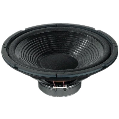 MONACOR SPP-250 Speaker Driver Woofer 37W 8 Ohm 93dB Ø 26cm