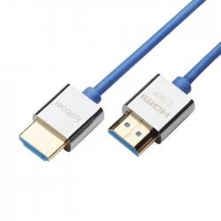 Kaiboer KBE-HD-11011 Câble HDMI 2.0 2160p 18Gbps 4K 1.5m (L'unité)