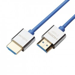 Kaiboer KBE-HD-11011 HDMI 2.0 Cable 2160p 18Gbps 4K 1.5m (Unit)