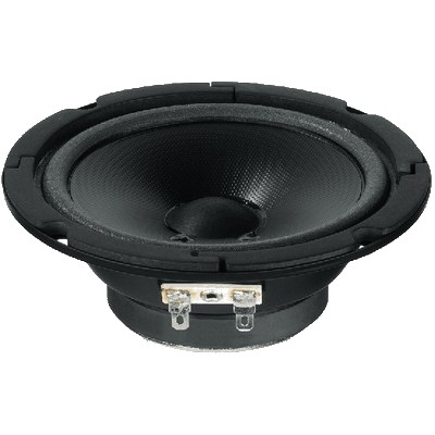 MONACOR SPP-125 Speaker Driver Midrange 22W 8 Ohm 92dB 800Hz - 8000Hz Ø 14cm