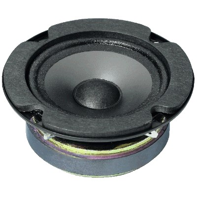 MONACOR SPP-90 Speaker Driver Cone Tweeter High Midrange 22W 8Ohm 92dB 2000Hz - 18kHz Ø8cm