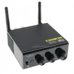 1MII B08S Amplificateur 2.1 Class D Récepteur Bluetooth 5.0 aptX HD QCC3034 2x50W / 4 Ohm