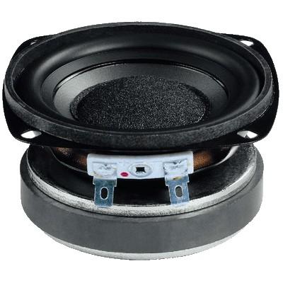 MONACOR SPH-75/8 Haut-parleur de grave-medium HiFi 30W 8Ω