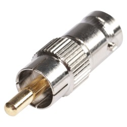 Hicon Adapter BNC to RCA