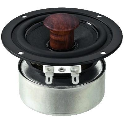MONACOR SPX-32M Speaker Driver Full Range Paper 20W 8 Ohm 88dB