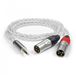 IFI AUDIO Balanced Cable Male Jack 4.4mm to Male 2x XLR 1m