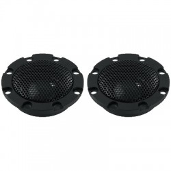 MONACOR DT-284 Tweeter à Dome la paire 4 Ohm Ø28mm