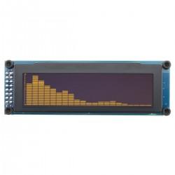 Ecran OLED à 21 bandes et son potentiomètre
