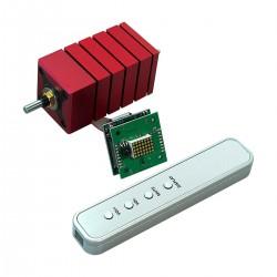 KHOZMO ACOUSTIC Relay Volume Attenuator 10k 64 Steps MBB Switching Vishay Quad Channel