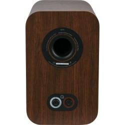 Q ACOUSTICS 3030i Bookshelf Speaker 2 Way 88dB 46Hz - 30kHz Walnut (Pair)