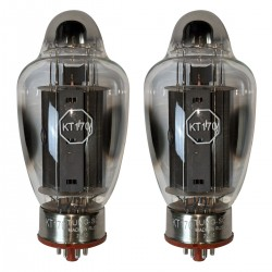 TUNG-SOL KT150 Power Tubes Tetrode High Quality (Matched Pair)