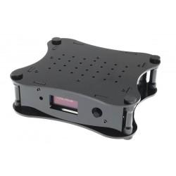 ALLO BOSS2 DAC CS43198 32bit 384kHz DSD256 avec Boîtier Acrylique Noir