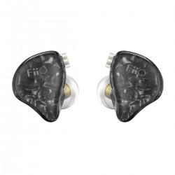 FIIO FH1S Écouteurs Intra-Auriculaires IEM Haut-Parleurs Dynamiques Ø13.6mm + Balanced Armature 26 Ohm