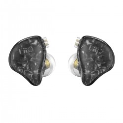 FIIO FH1S In-Ear Monitors IEM Dynamic Drivers Ø13.6mm + Balanced Armature 26 Ohm