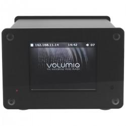 AUDIOPHONICS RASPDAC MINI LCD Kit DIY Lecteur Réseau pour Raspberry Pi 4 & DAC ES9038Q2M