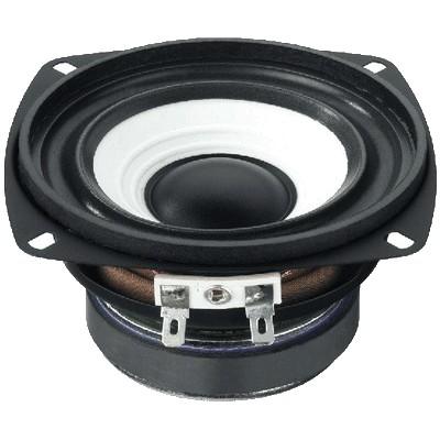 MONACOR SP-40 Broadband speaker 8 Ohm Ø 11cm