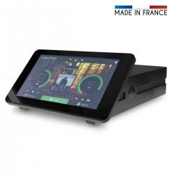 RaspTouch Digital AK4118 Touch Streamer SPDIF I2S HDMI LVDS Pi4 384kHz DOP128