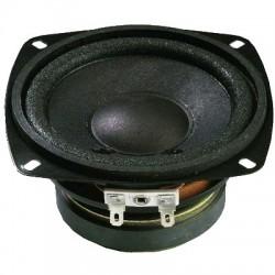 MONACOR SP-10/4 Speaker Driver Full Range Universal 15W 4 ohm Ø10cm