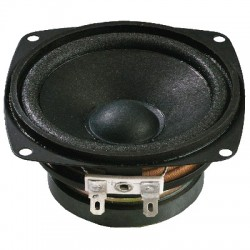 MONACOR SP-8/4SQ Speaker Driver Full Range Universal 10W 4 Ohm
