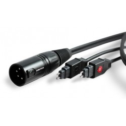 FURUTECH ADL iHP-35S-4XLR Câble XLR Balanced male to 2 pin SENNHEISER 1.3m