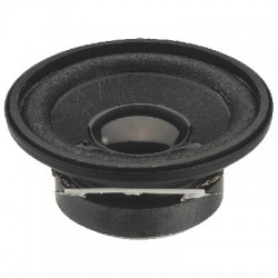 MONACOR SP-5/4 Speaker Driver Full Range Universal 2W 4 Ohm