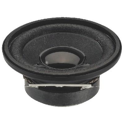 MONACOR SP-5/4 Speaker Driver Full Range Universal 2W 4 Ohm