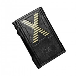 SHANLING Black Leather Protective Case for Shanling M3X DAP