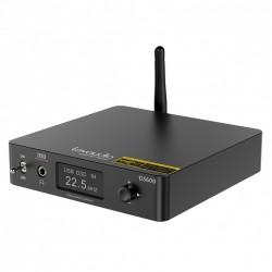 1MII DS600 DAC Double ES9038Q2M 32bit / 784 kHz DSD512 XMOS U208 Bluetooth 5.0 Argent