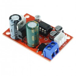Microphone Preamplifier NE5532 9-24V DC 8-16V AC