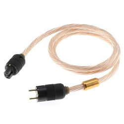 IFI AUDIO SUPANOVA Power Cable OFHC Copper Gold Plated Shielded 1.8m